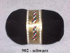 4,95€ / 100 gr RELLANA Sock yarn Quadruple Uni viele Colours