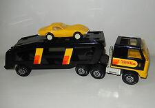 Ancien camion véhicule transporteur Métal TONKA vintage 1978
