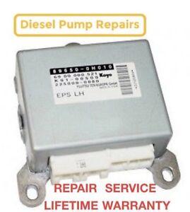 REPAIR SERVICE PEUGEOT 107 POWER STEERING ECU  LIFETIME WARRANTY (89650-0H021)