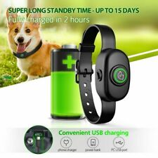 Upgraded Bark Collar for Dog, Anti Bark Collar, 5 Adjustable Levels, Fast Charge