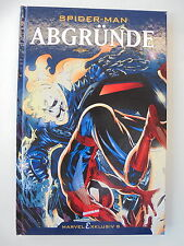 Marvel exclusivo 8-Spider-Man abismos/cómic, hardcover. top estado