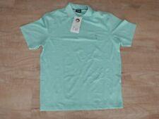 Golfino Golf Polo Shirt mint Dry Cool Gr. 48 NEU