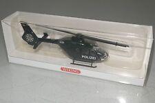 """Wiking 1:87  0022 06 40 Hubschrauber - Eurocopter EC 135 """"Polizei"""" OVP(EH5191)"""