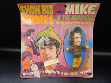 1967 vintage Hasbro the Monkees MIKE NESMITH doll show biz babies figure MIP moc