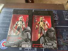Star Wars Black Series Scarif Stormtrooper Squad Leader 28 Action Figure