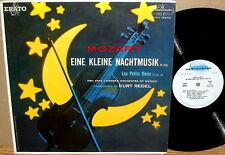 WESTMINSTER ERATO Mozart REDEL Eine Kleine Nachtmusik XWN-18852