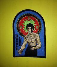 Vintage 1970's Kung Fu Jeet Kun Do Martial Arts Jacket Patch Crest 606