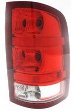 Tail Light GMC Sierra 1500 (New Body Style) 07-10 Passenger Side