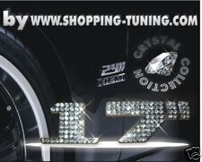 "LOGO 17"" STRASS CHROME JANTE LAND ROVER DEFENDER"