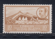 AFRICA OCCIDENTAL (1950) NUEVO SIN GOMA MNG - EDIFIL 18 (10 pts) FRANCO