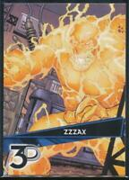 2015 Marvel 3-D Trading Card #26 Zzzax