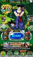 Dokkan Battle GLOBAL NEW BARDOCK + 2000 STONES AND RAINBOW GOHAN N GOTEN!!!
