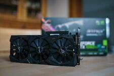 ASUS GeForce GTX 1080ti STRIX OC 11 GB Gddr5x Grafikkarte