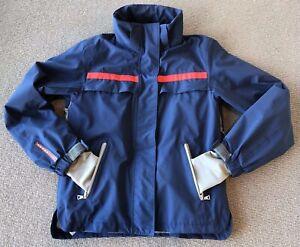 $4600 PRADA Gore-Tex Ski Jacket Navy Blue Size 42 - Men's S - M