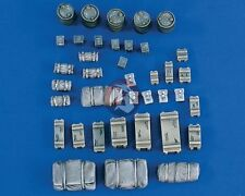 Verlinden 1/72 US Military Vehicle / Tank Stowage Cargo and Accessories Set 1887