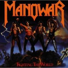 Manowar Fighting the world (1987) [CD]