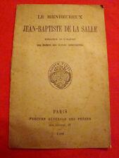 le bienheureux Jean-Baptiste de la Salle (1888)