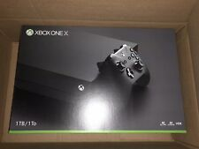Brand New Microsoft Xbox One X 1TB Black Console With 11 Games