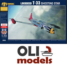 1/72 Lockheed T-33 SHOOTING STAR Limited Edition - Tanmodel 2905