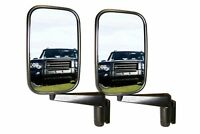 Defender Door Wing Mirrors Pair With Arms Fits 90 110 & Series  MTC5217 x 2