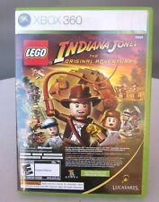 Kung Fu Panda and Lego -  Indiana Jones The Original Adventure