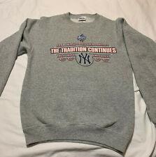 VTG NY Yankees 1998 World Series Champions Sweatshirt Y18/20 Vintage Baseball