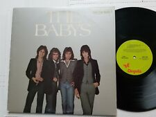 THE BABYS - Self Titled s/t 1976 POWER POP AOR ROCK (LP) Chrysalis