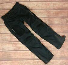 Get Stung Scorpion Exo Protection Motorcycle Sz Medium Moto Pants Black