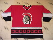 OTTAWA SENATORS STYLE HOCKEY JERSEY SIZE XXL 56 NEW LEFT OVER RUN FROM ORDER