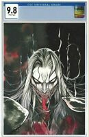 Venom #27 CGC 9.8 Graded PRE-ORDER Exclusive Peach Momoko Virgin Variant Comic