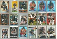 Chicago Bears 18 card 2012 Topps brands insert lot-all different