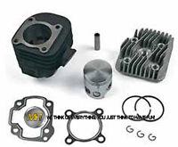 FOR Aprilia SR (Orizzontale) 50 2T 1996 96 ENGINE PISTON 47 DR 68 cc TUNING