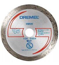 Dremel DSM540 77mm Diamond Tile Cutting Wheel/Disc/Blade for DSM20 Saw-Max Multi
