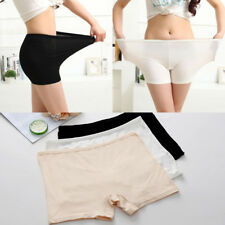 'Safety Shorts Women Lady Fashion Pants Leggings Seamless Basic Plain Underwear'