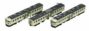 TOMIX N gauge 169 system Matsumoto operation sites and tampering car hematopoie