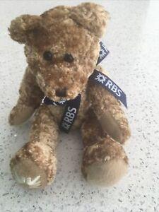 Rbs Jointed Teddy Bear