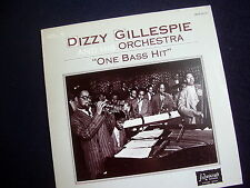 DIZZY GILLESPIE & HIS ORCHESTRA~ONE BASS HIT~VOL.II~RECORDED 1946~PUBLISHED 1986
