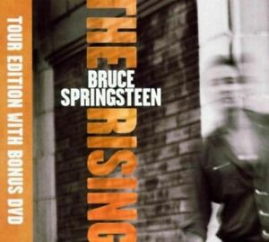 BRUCE SPRINGSTEEN the rising (CD album & DVD video, tour edition) classic rock,