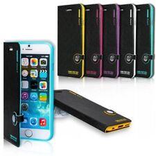 Portefeuille étui portable pour Samsung Apple étui de protection à clapet