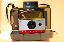 VINTAGE Polaroid Automatic 104 Land Camera