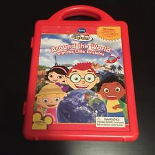 GUC Disney Little Einsteins Around the World Magnet Set Leo Quincy Annie June