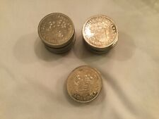 Lot of 24 - 1971 Canadian One Dollar Coins - BRITISH COLUMBIA  1871-1971