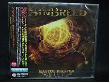 SINBREED Master Creator + 1 JAPAN CD Blind Guardian Avantasia Neoshine Seventh