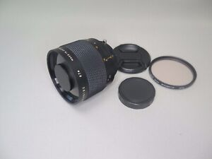 OHNAR 300mm 5.6 MIRROR LENS (Olympus OM mount/fit) GREAT CONDITION! **FREE P&P**