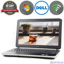 """Dell Latitude E5520 15.6"""", i7-2620 2.7GHz, 320GB, 8GB, Windows 7 (ST)"""