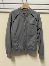 T By Alexander Wang Bomber Jacket Grey Size Small