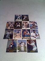 *****Raul Casanova*****  Lot of 22 cards.....17 DIFFERENT / Baseball