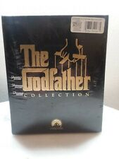 The Godfather Collection Part 1 2 and 3 Sealed Vhs Tape Set of 3 Paramount