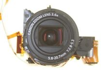 LENS OPTICAL UNIT WITH CCD 4 CANON POWERSHOT S70 BLACK CM1-2705-000