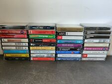 45 Cassette 50's, 60's, 70's Tapes Job-lot (Rock & Roll)